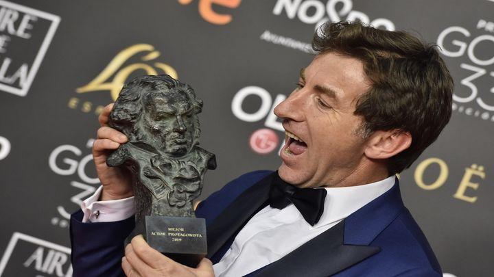 """Antonio de la Torre, Goya a mejor Actor: """"nadie ha perdido más que yo"""""""