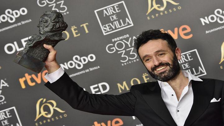Rodrigo Sorogoyen quiere traerse el Oscar tras ganar siete Goyas con 'El reino'