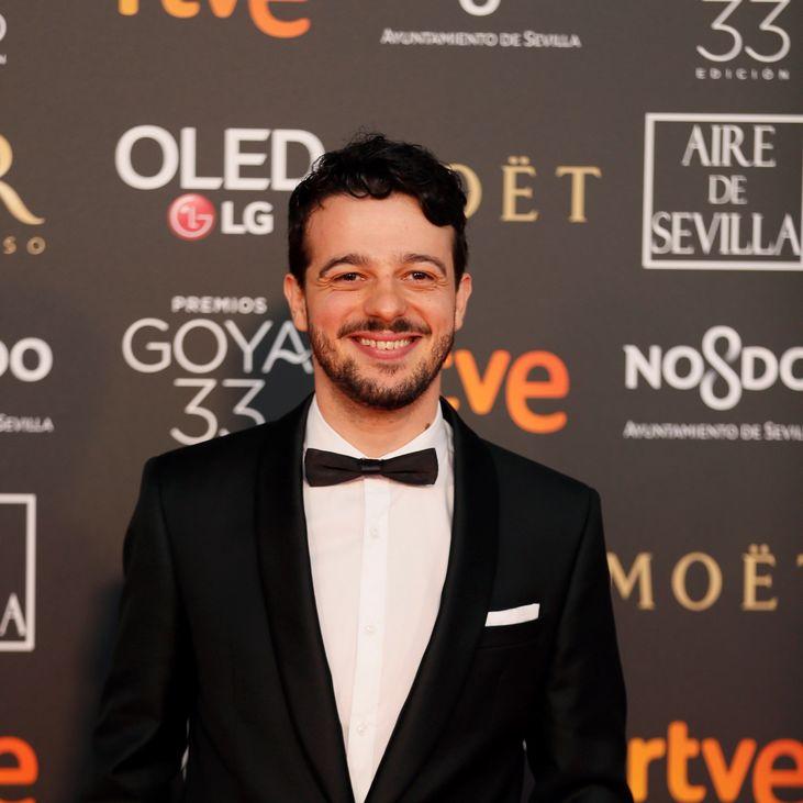 El actor Fernando Tielve