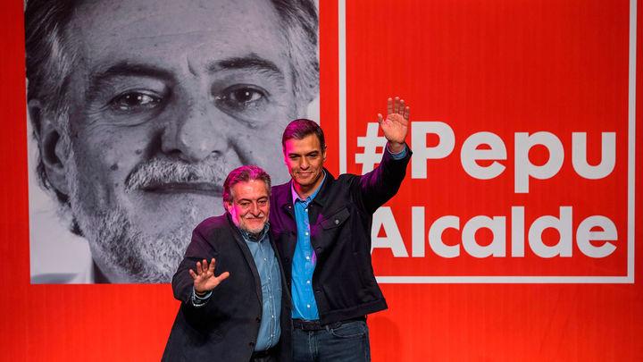 Pedro Sánchez  respalda a 'Pepu' Hernández y defiende su derecho a posicionarse