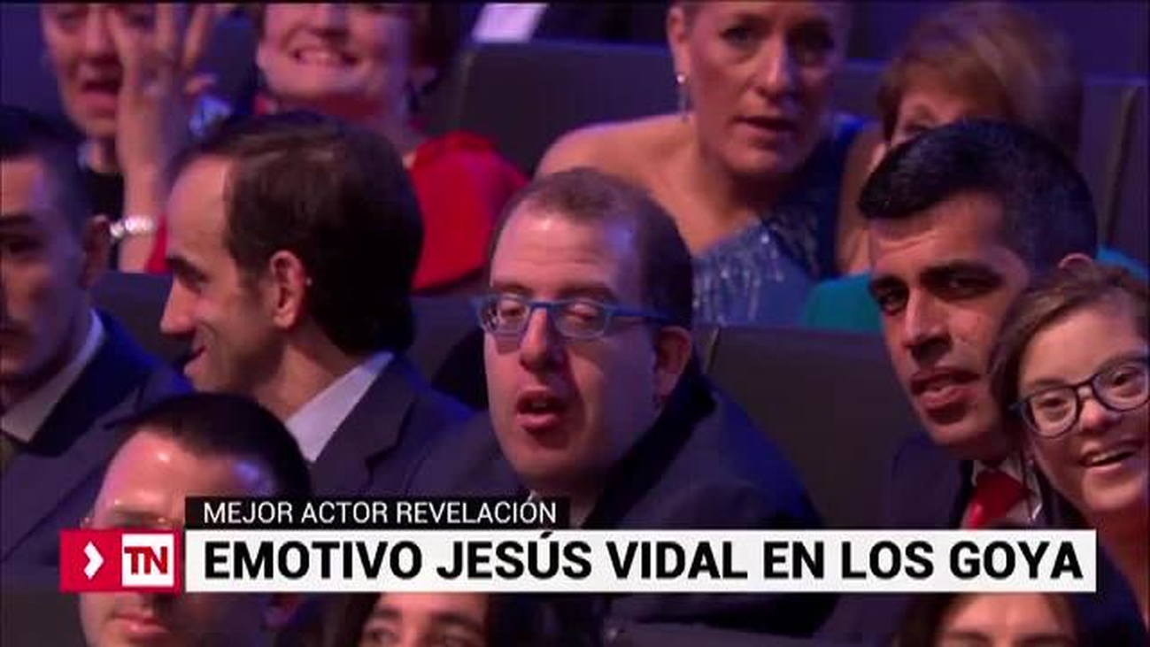 """Jesús Vidal: """"A  mí me gustaría tener un hijo como yo por tener padres como vosotros"""""""