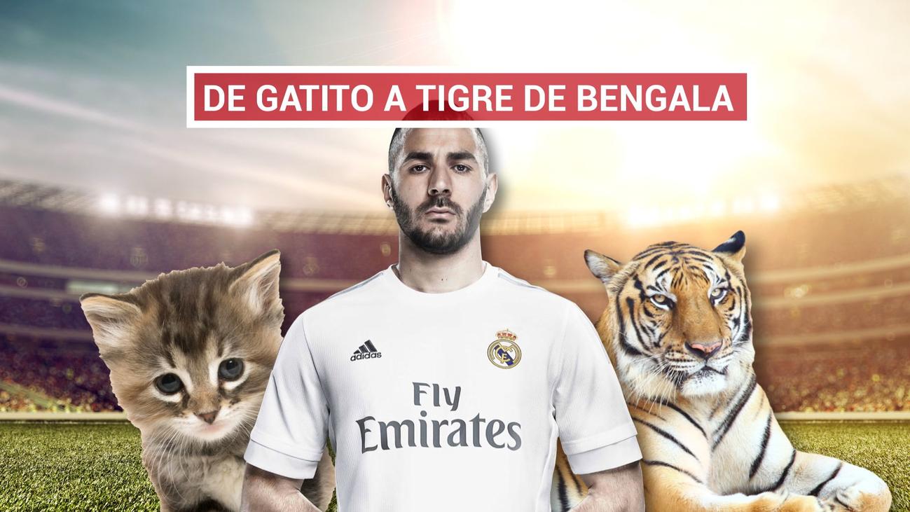 Benzema responde con goles