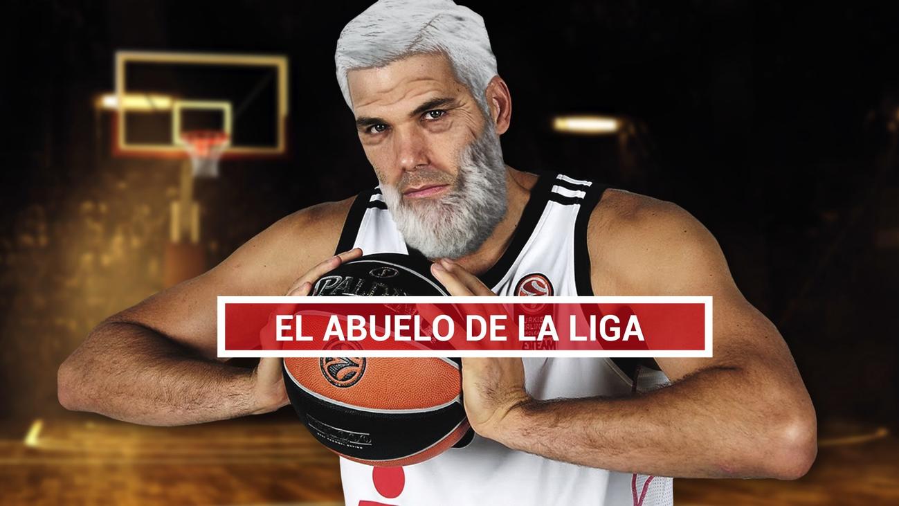 Felipe Reyes, con 779 partidos supera a Creus