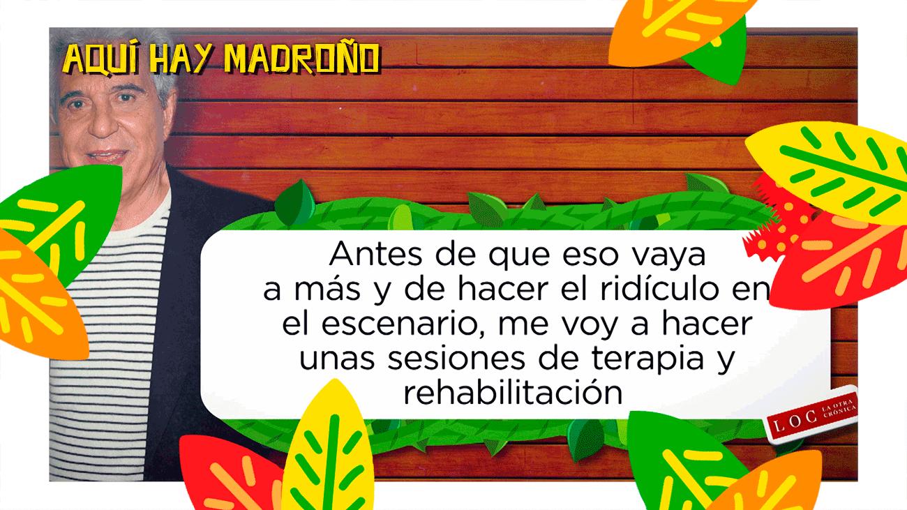 Andrés Pajares desmiente los rumores sobre su estado de salud