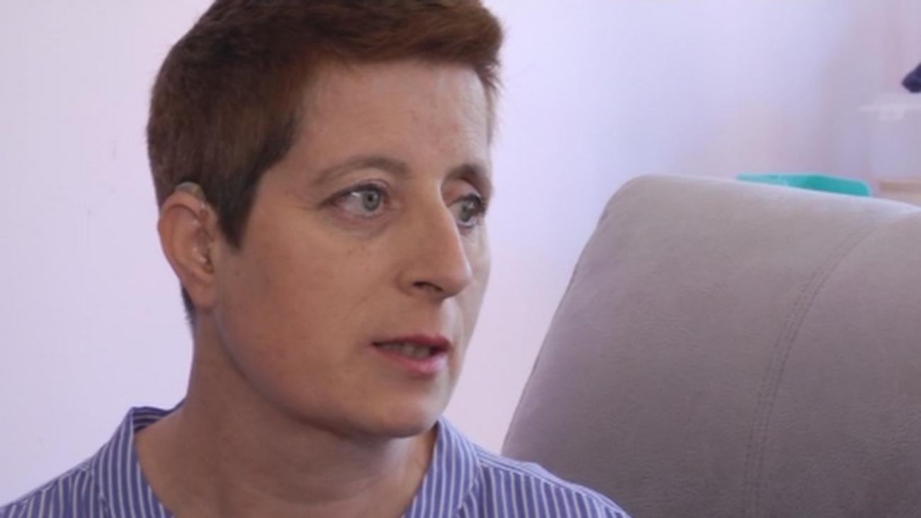 La historia de Inma: ha superado un cáncer, es invidente y tiene problemas de audición