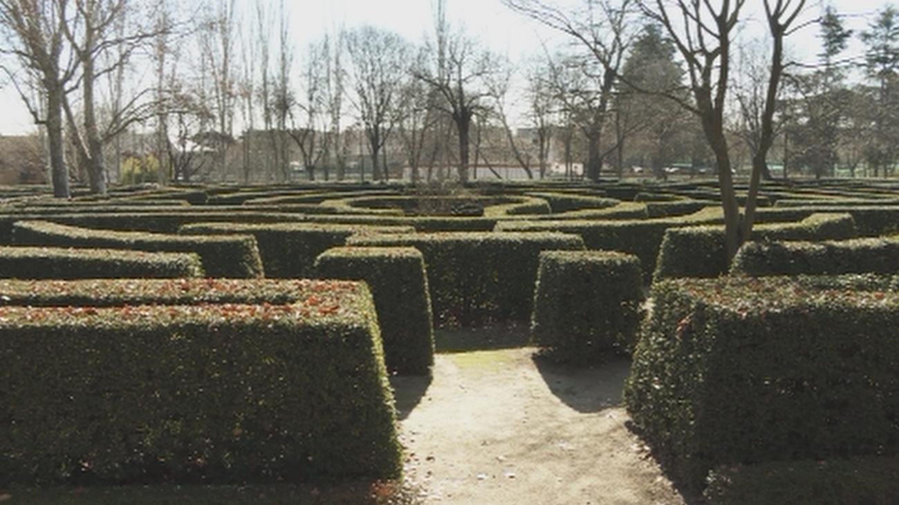 El Jardín de El Capricho y sus misterios