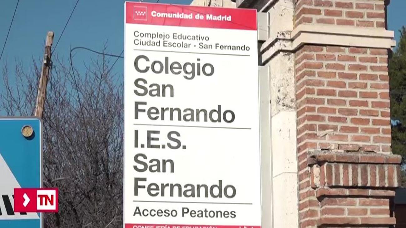 El TSJM rechaza medidas cautelares para los 'menas' del IES San Fernando