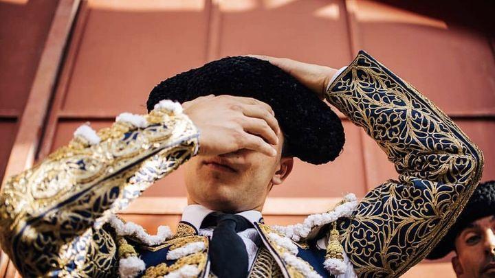 Triunfo y cornada a Rafael González en Valdemorillo