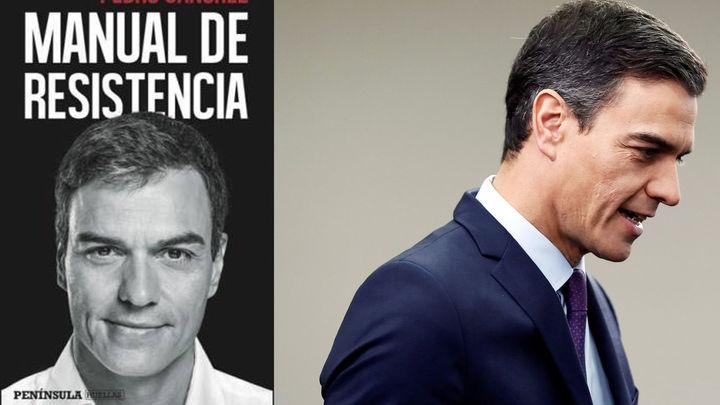 Sánchez publica el libro 'Manual de Resistencia' que ha concluido en la Moncloa