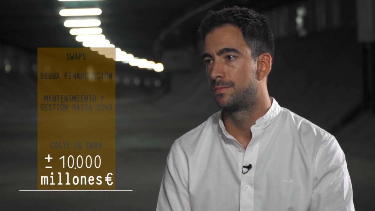 PP y Ahora Madrid analizan los sobrecostes de la M-30