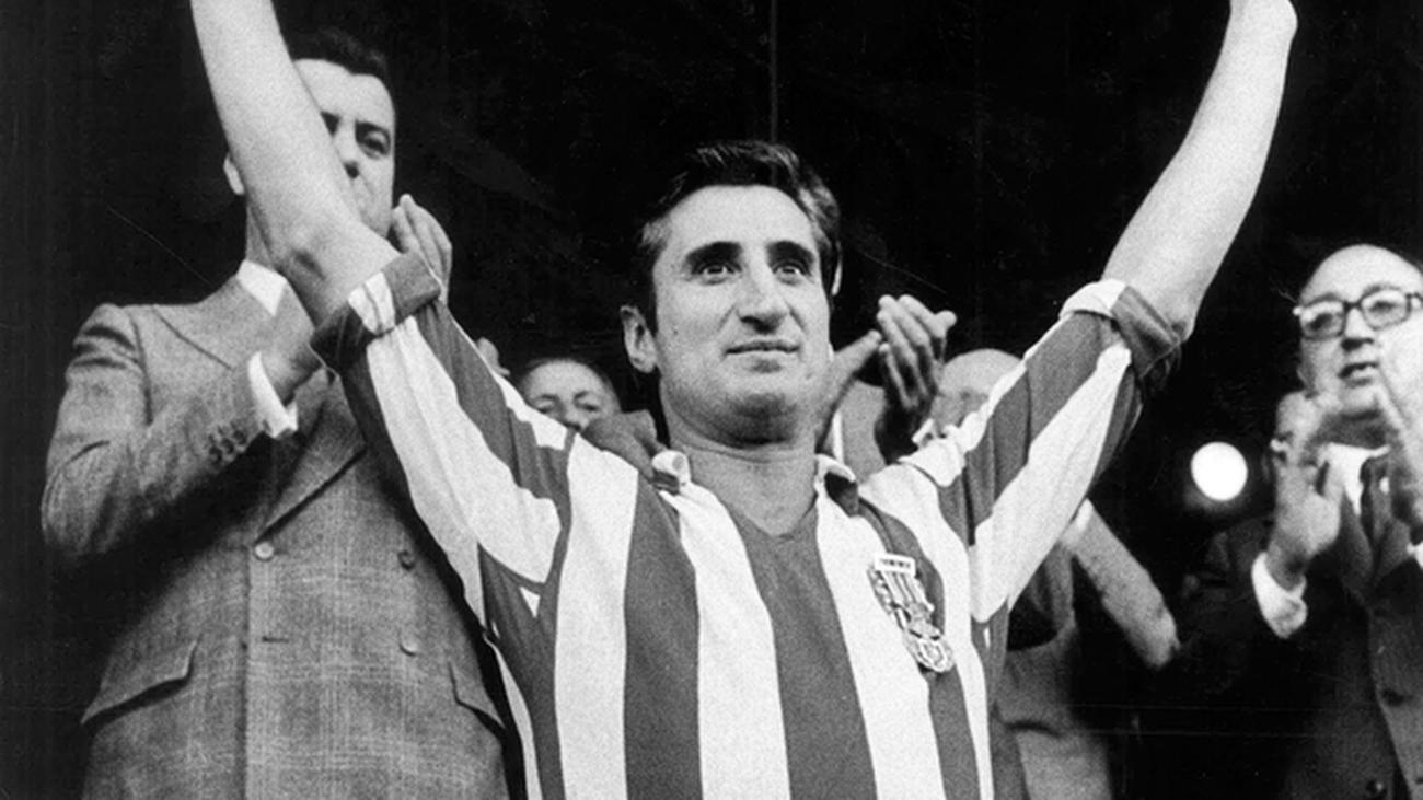 Fallece Calleja, leyenda del Atlético