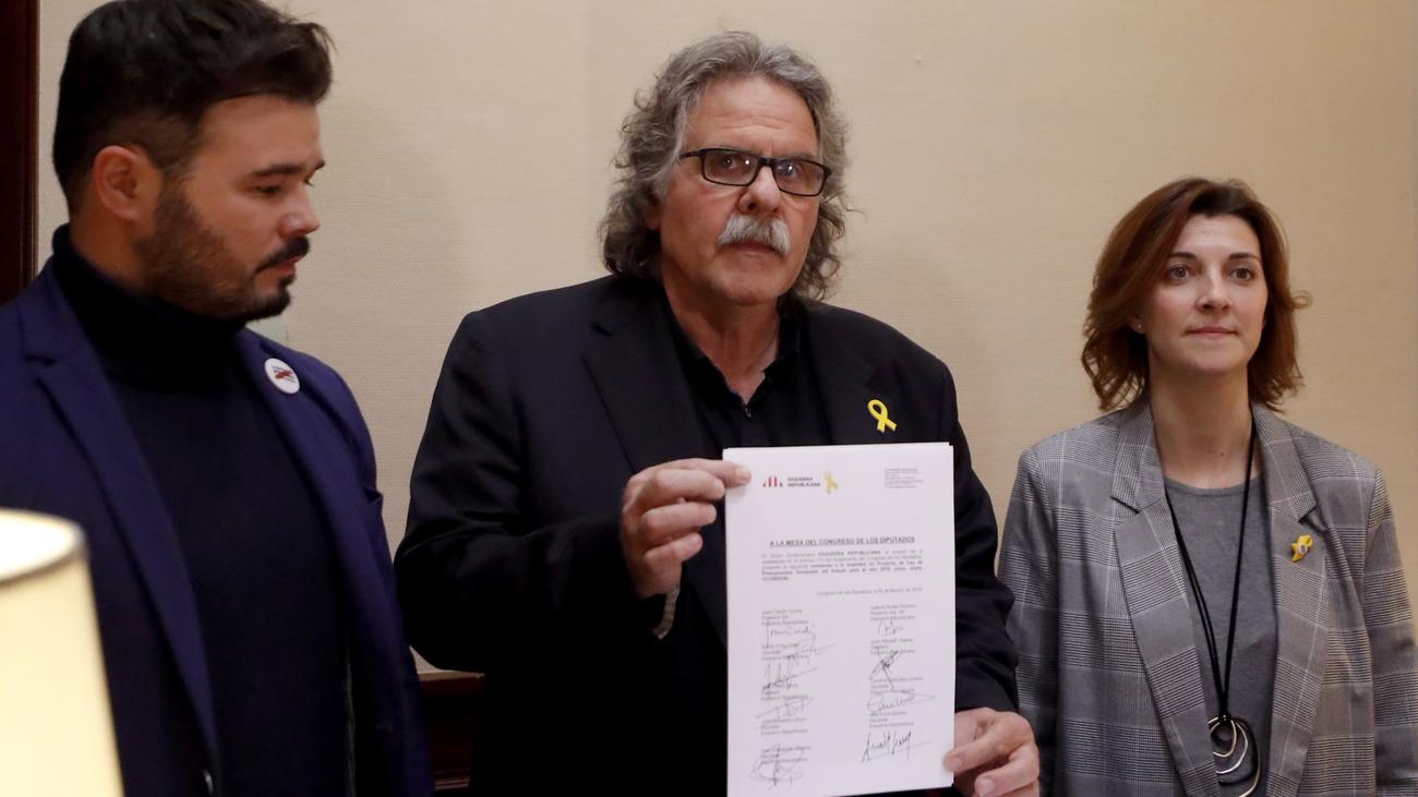 """ERC dice a Pedro Sánchez que """"la pelota está en el tejado del Gobierno"""""""