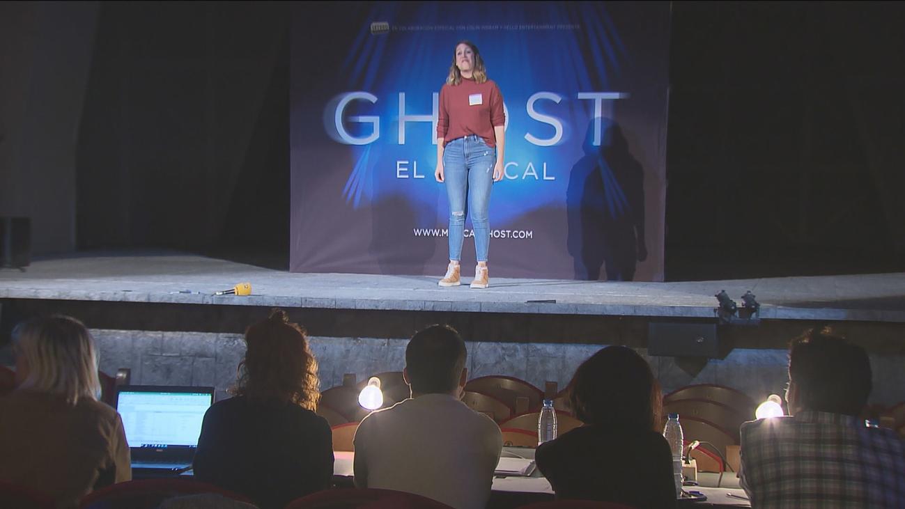 Comienza en Madrid el casting de actores para el musical 'Ghost'