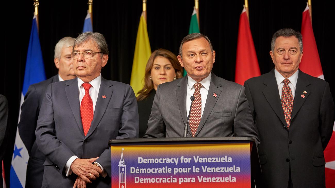 Nicolás Maduro rechaza la ayuda humanitaria