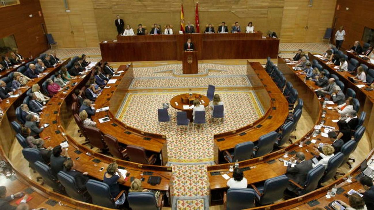 Lecturas positivas de los políticos tras conocer el último MadriData de Telemadrid