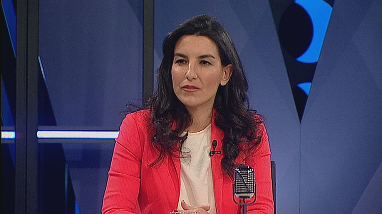 """Rocío Monasterio: """"Vox va a ser determinante para gobernar en Madrid"""""""
