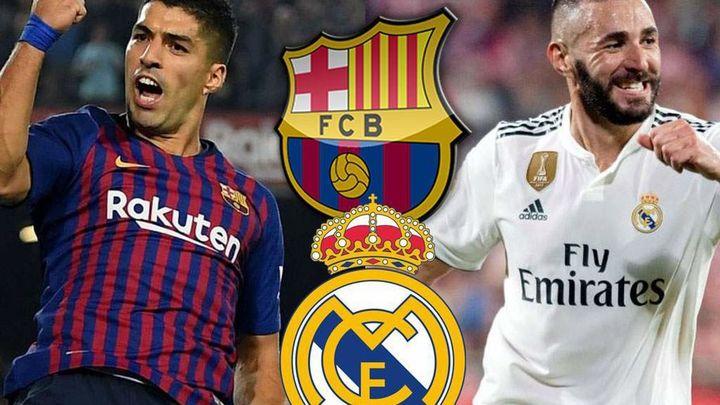 ¿Quién pasará a la final de Copa, Barça o Real Madrid?