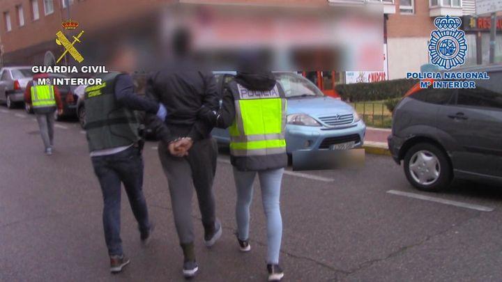 Detenido en Parla un atracador fugado tras un permiso penitenciario