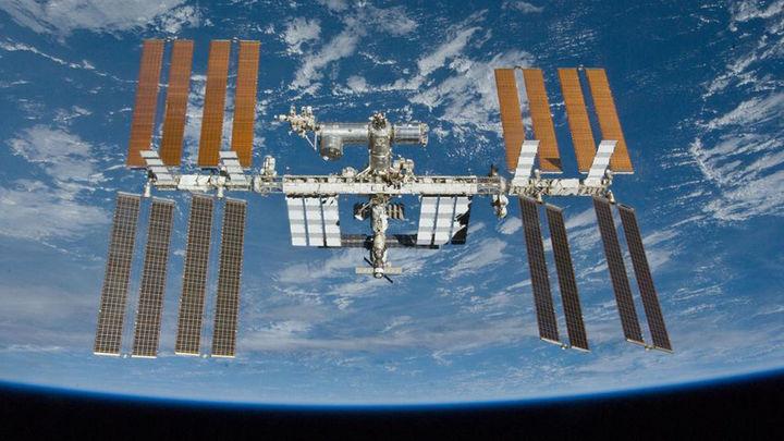 Se registra una fuga de agua en un retrete de la Estación Espacial