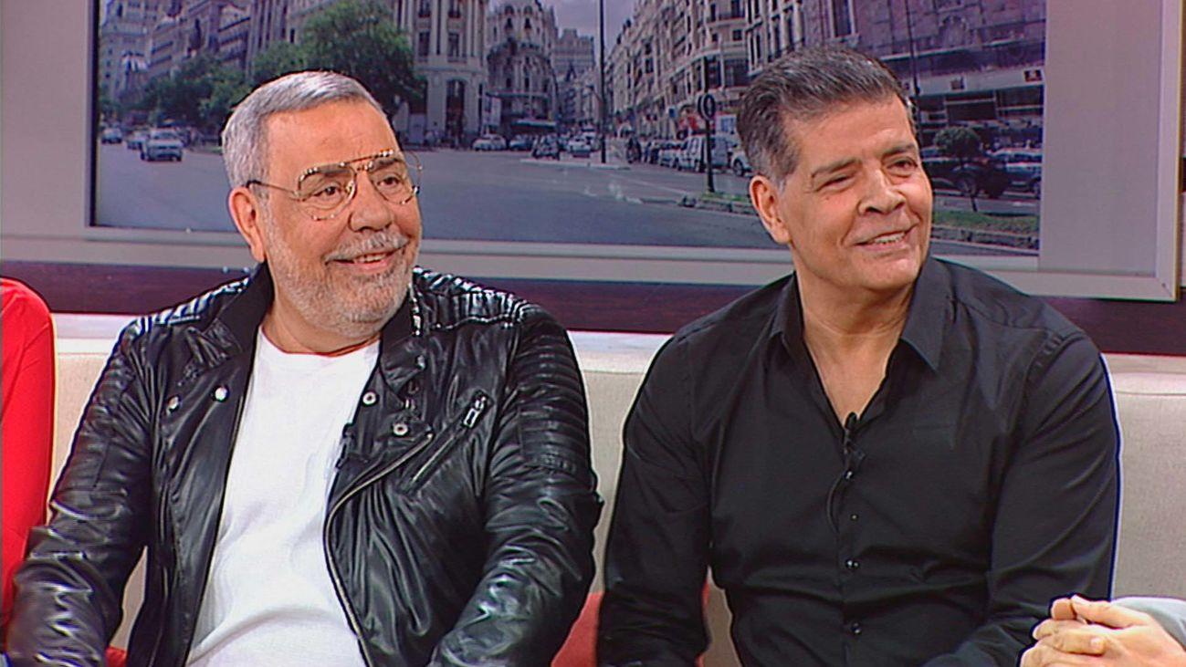 """Los Chunguitos, """"encantados"""" con la versión de Rosalía de 'Me quedo contigo'"""