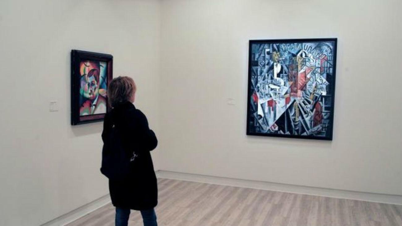 """""""De Chagall a Malévich"""", la igualdad en el arte ruso"""