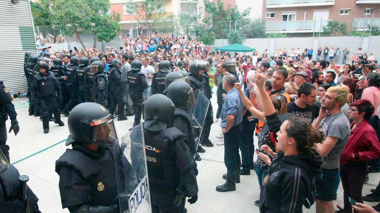 """Convocan manifestaciones en Madrid contra los juicios del """"procés"""""""