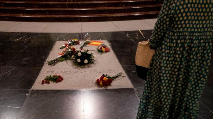 El prior del Valle de los Caídos mantiene su postura respecto a la exhumación de Franco