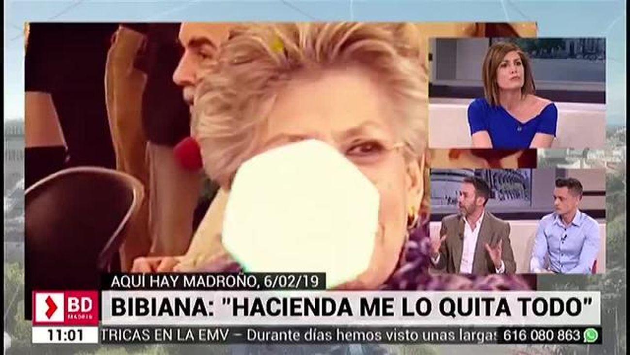 Buenos Días Madrid (10:30 - 11:30) 07.02.2019