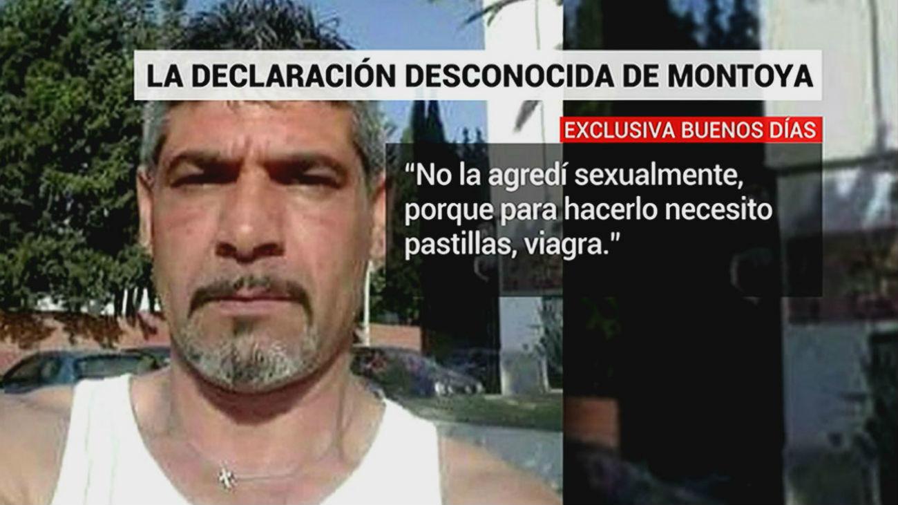 """Bernardo Montoya, sobre Laura Luelmo: """"Cogí una piedra y la golpeé"""""""