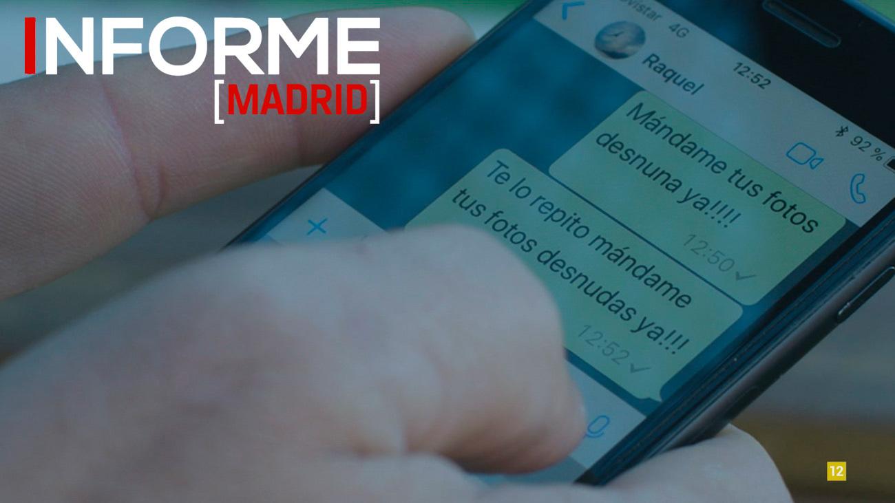 Informe Madrid: Monstruos en la Red