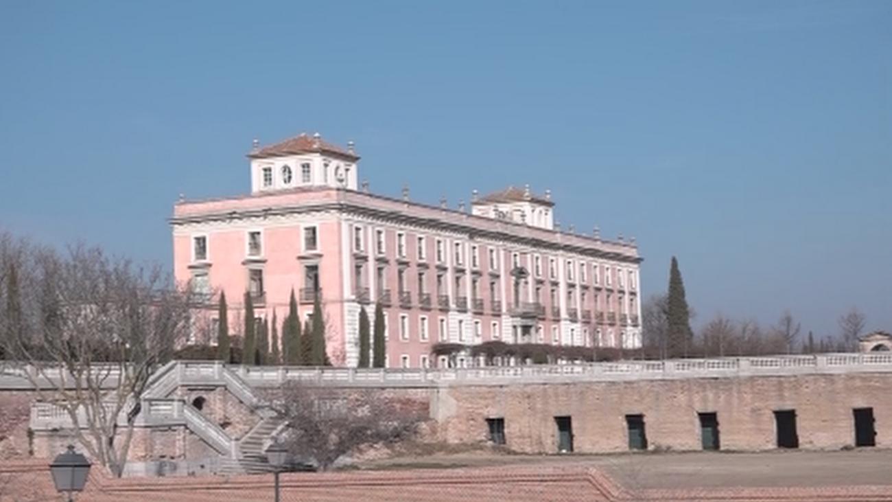 Nos adentramos en el Palacio del Infante Don Luis, ubicado en Boadilla del Monte