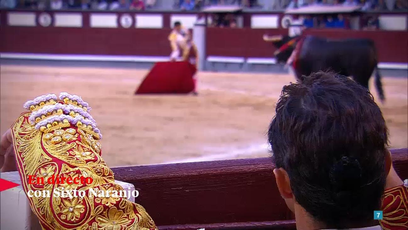 Toros desde Valdemorillo: mano a mano entre Manuel Escribano y Pepe Moral