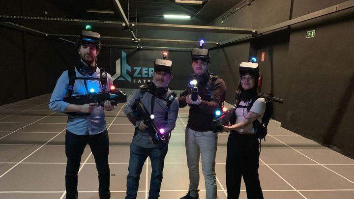 Realidad virtual para fortalecer equipos de trabajo