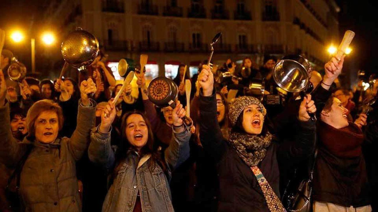 La Comisión 8M lanza '#1000motivos' para acudir a la huelga feminista