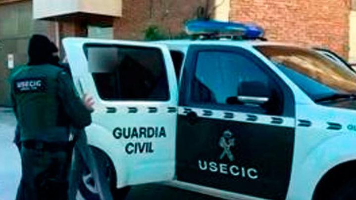 Cinco detenidos y desmantelada una célula albanesa que robaba en viviendas de Madrid
