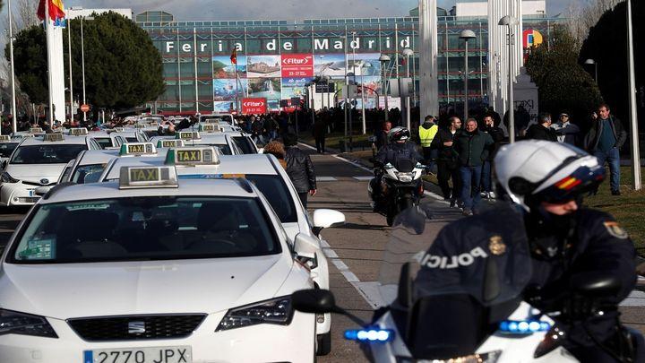 Así es la nueva normativa que Madrid prepara para el sector del taxi