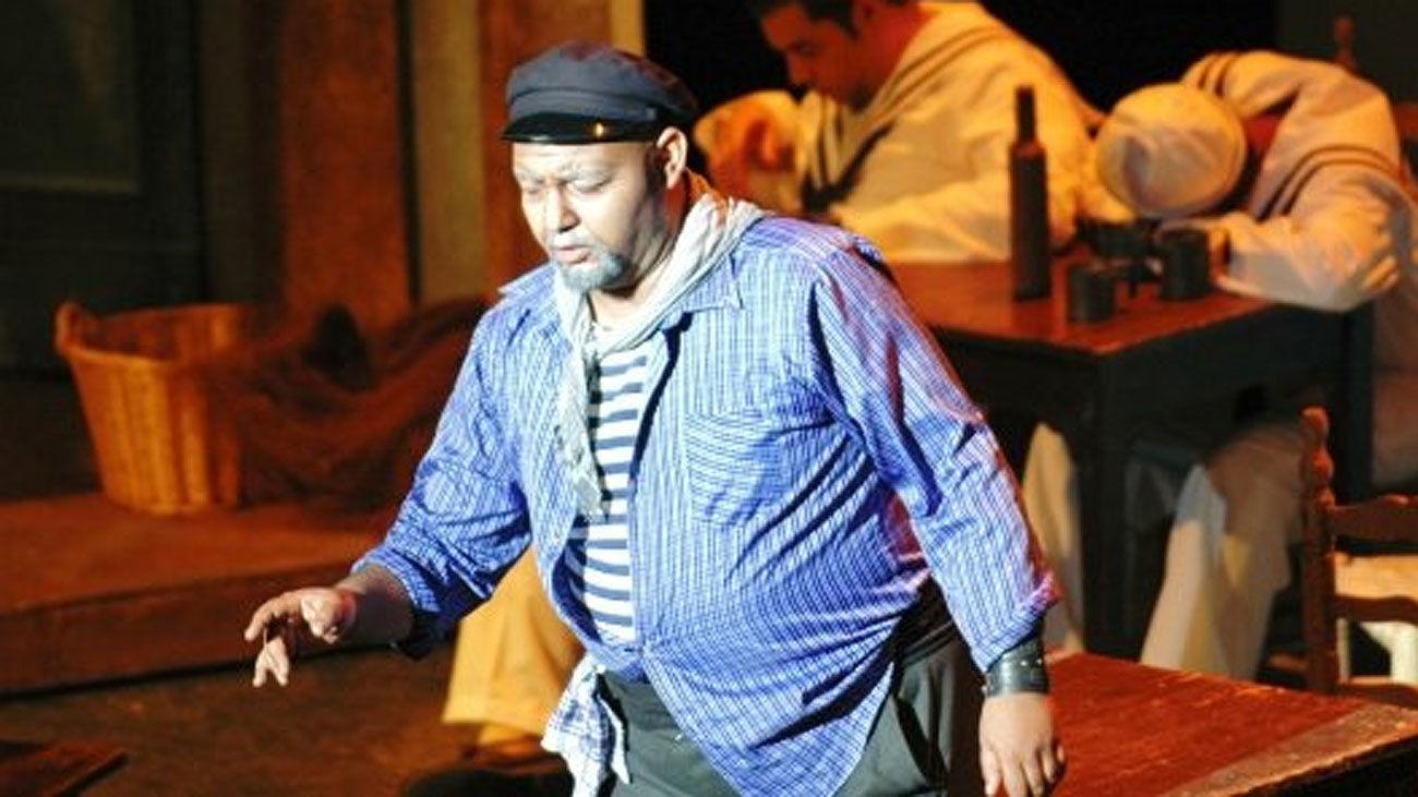 Carlos London, cantante de ópera y zarzuela