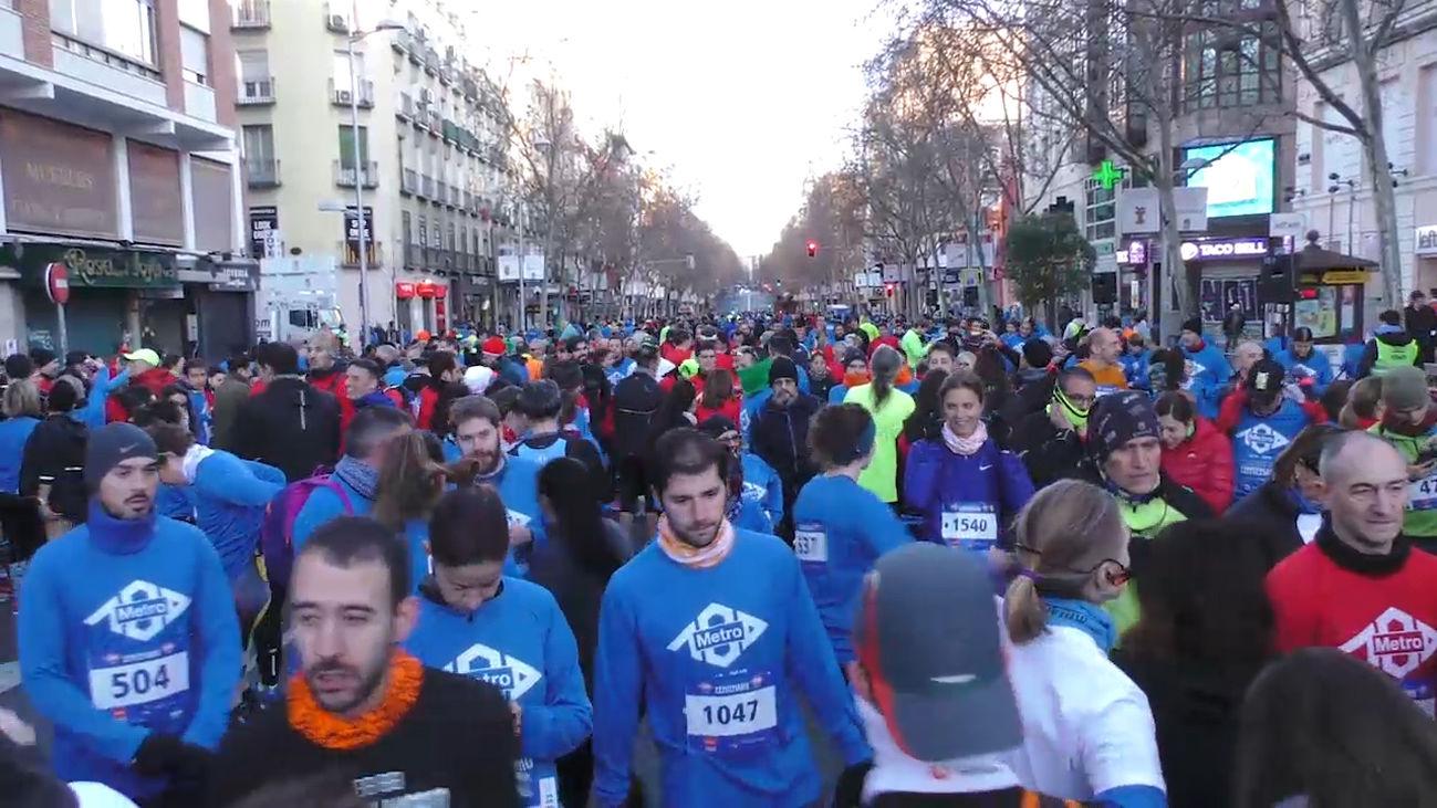 Madrid se Mueve 09.02.2019
