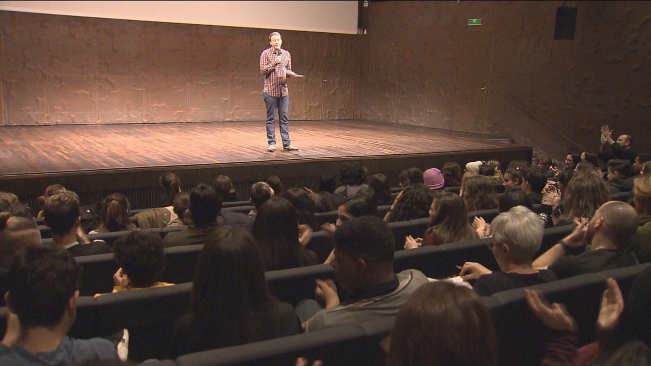 El teatro se acerca a más de 100 alumnos y profesores con el Año Lorca