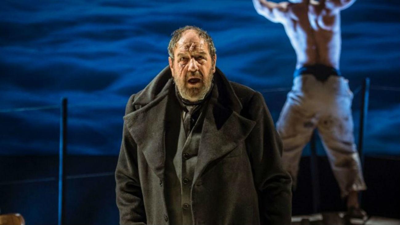 El teatro La Latina se rinde a 'Moby Dick'