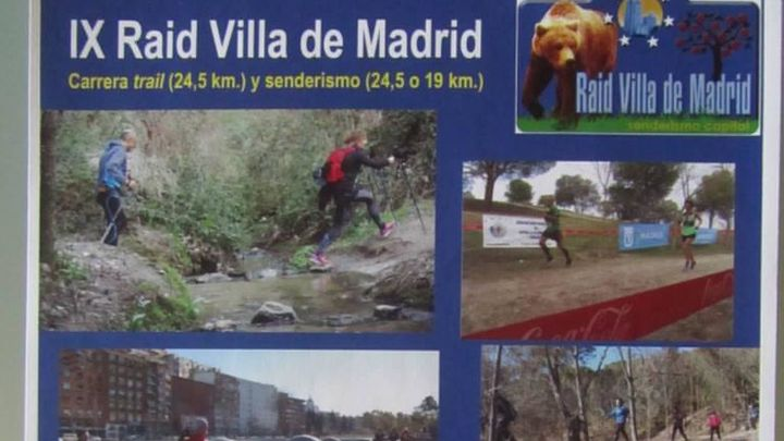 Entrevista a Goyo Ybort, sobre el Raid Villa de Madrid