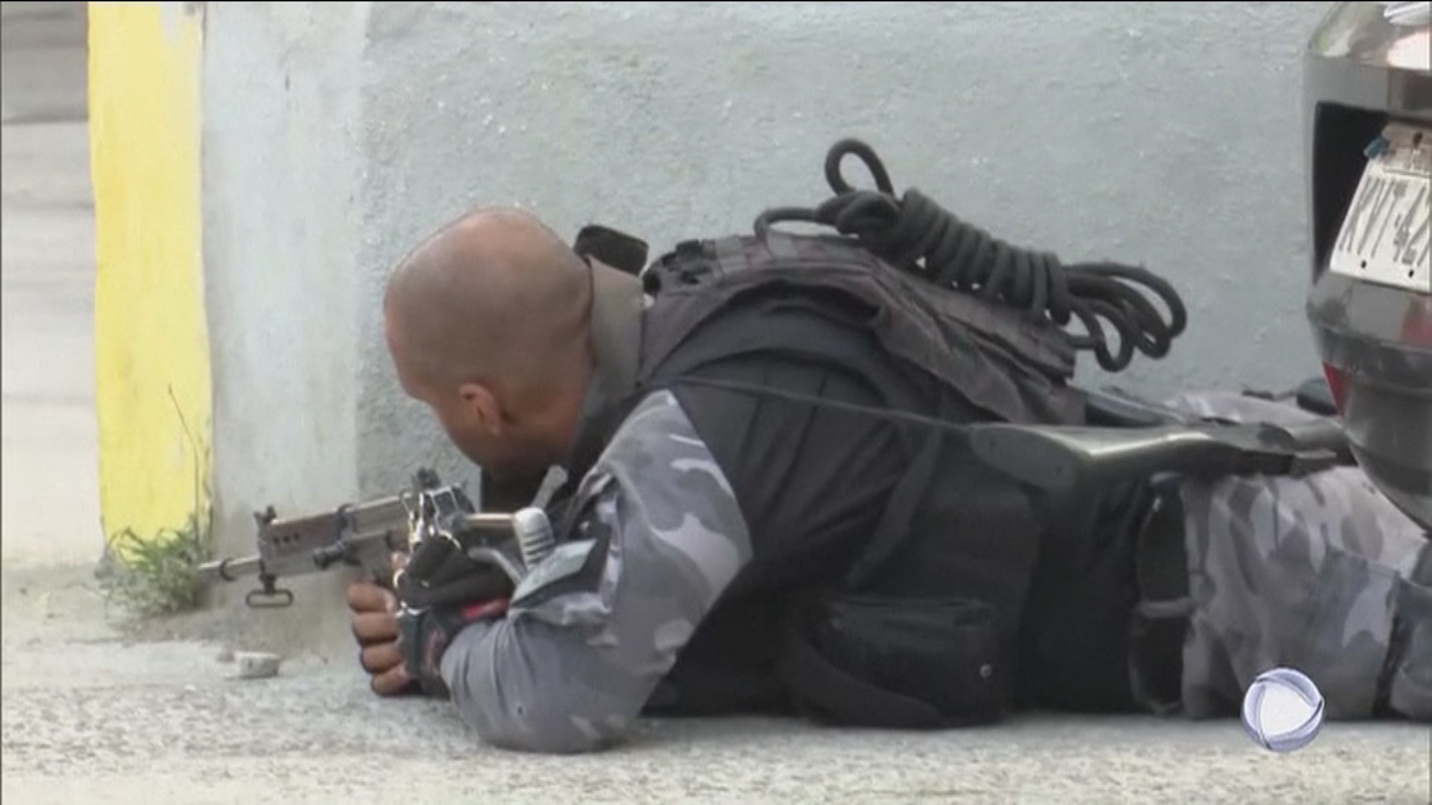 Trece muertos en un tiroteo en una favela de Río de Janeiro