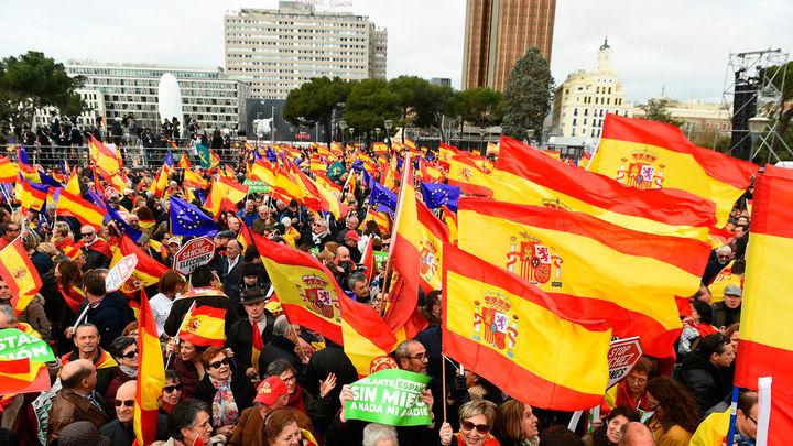 Minuto a minuto: PP, Ciudadanos y Vox  exigen elecciones