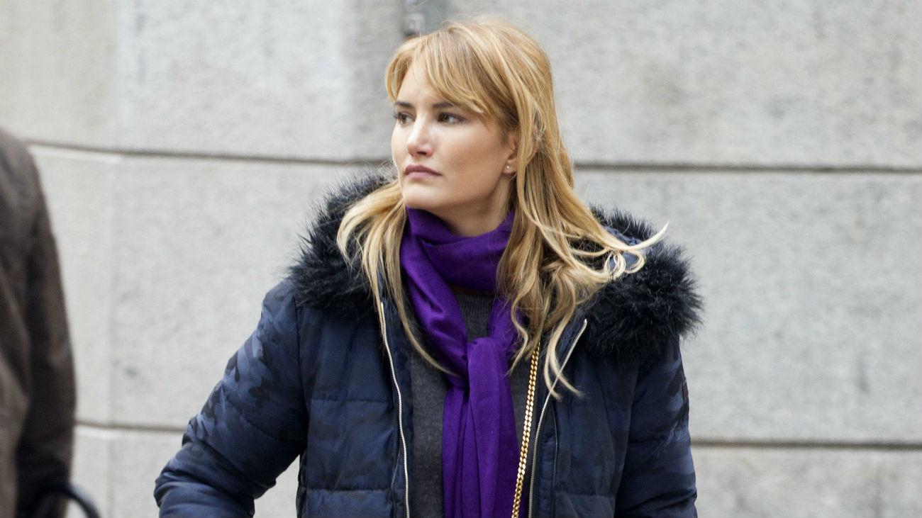 Alba Carrillo se convierte en detective