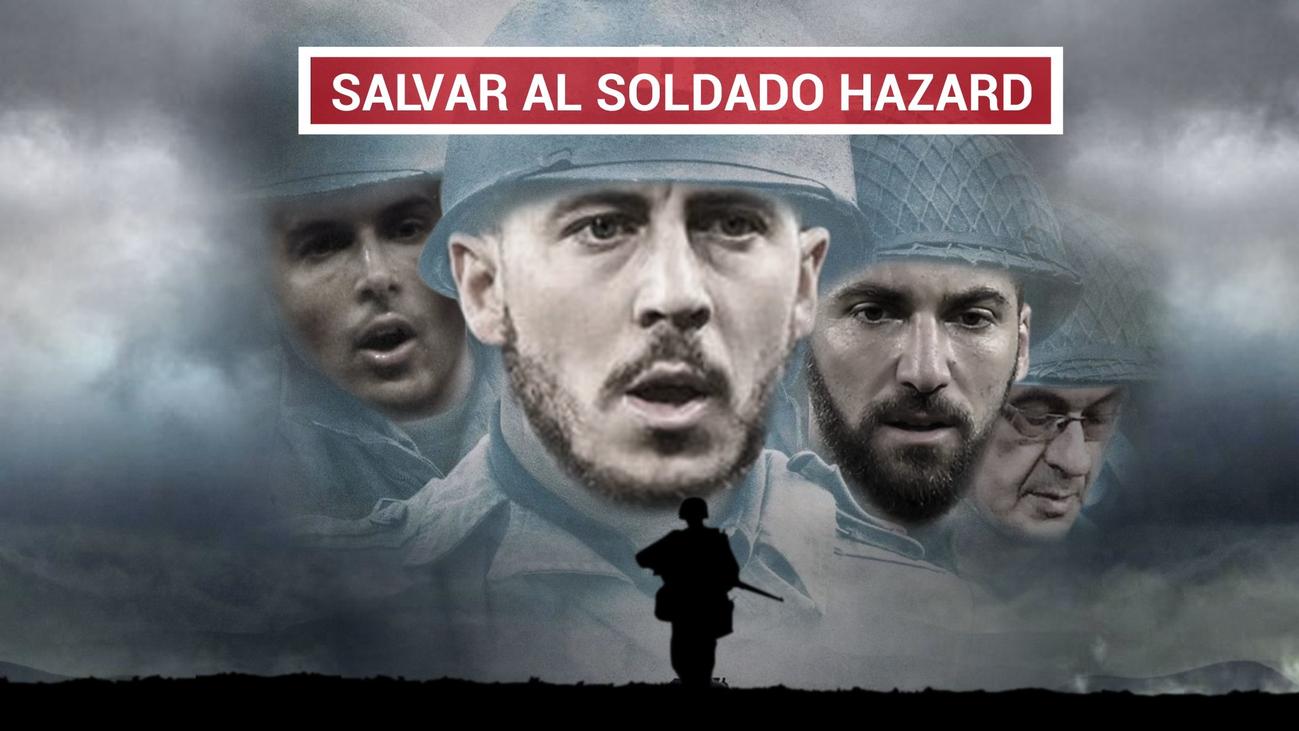 Hazard, desesperado en el Chelsea