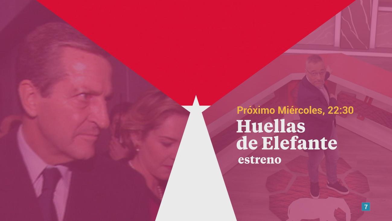 'Huellas de Elefante', estreno el miércoles en Telemadrid