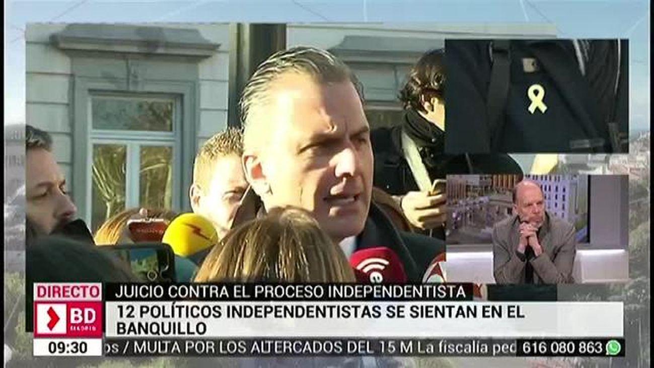 Buenos Días Madrid (8:30 - 10:30) 12.02.2019