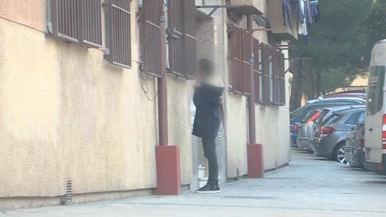 Denuncian una narcoportería en Simancas
