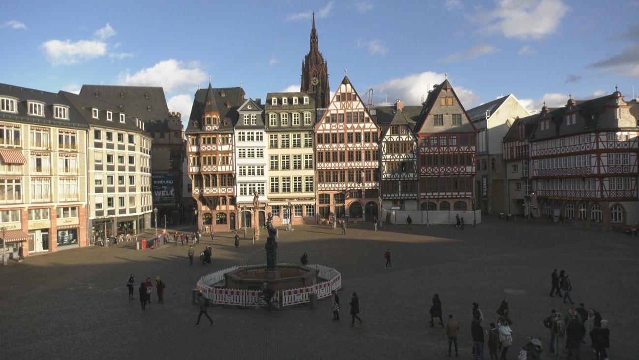 Madrileños por el mundo: Frankfurt