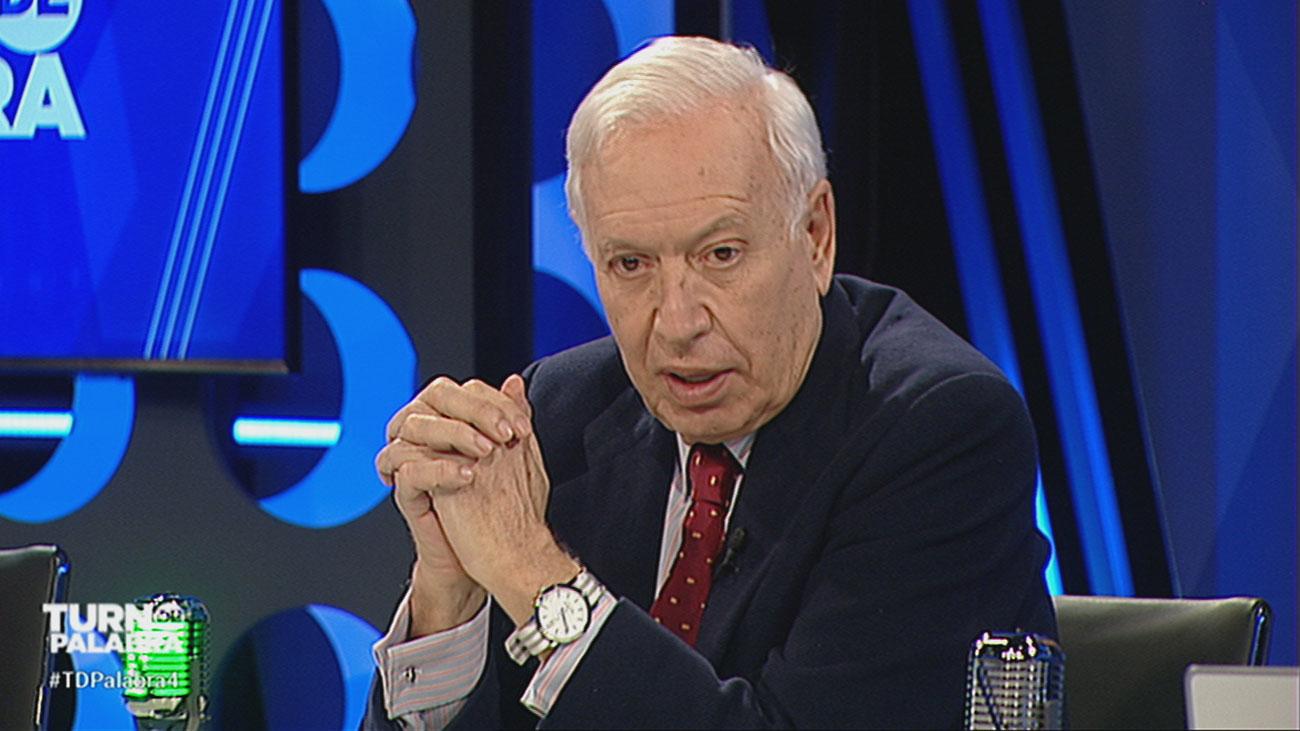 """Margallo: """"Nuestro enemigo no es el PSOE, es el Sanchismo"""""""
